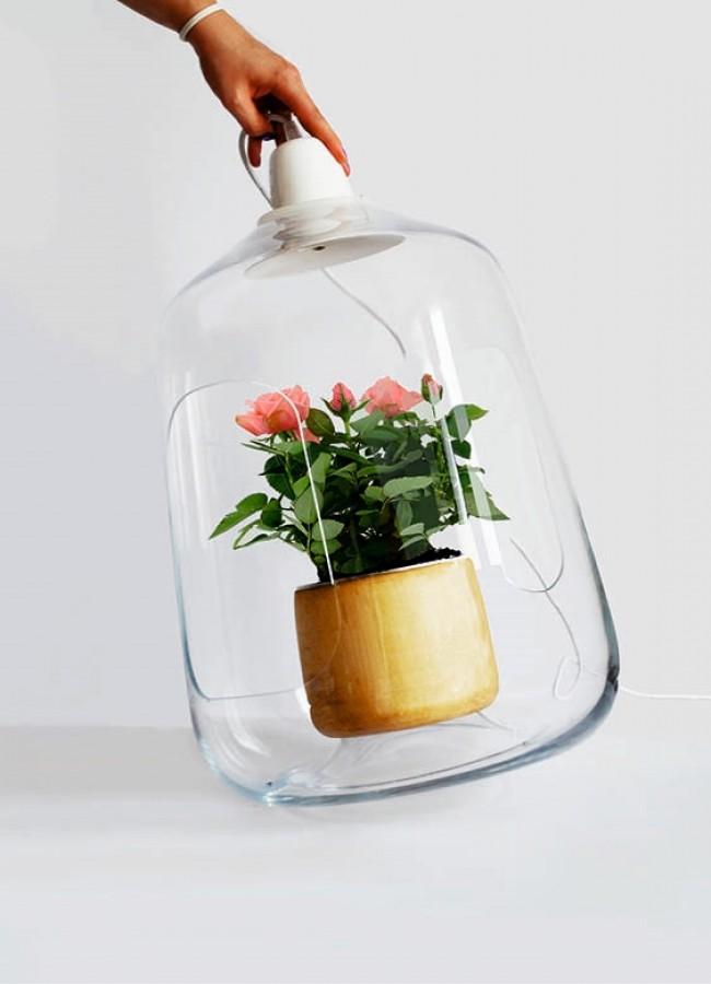 "Lightovo ""Milo"" plant light"