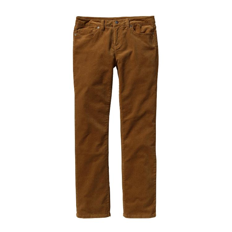 Comfy cords (that fit over long underwear!)for lounging around camp
