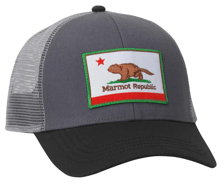 This cute  Marmot Republic hat