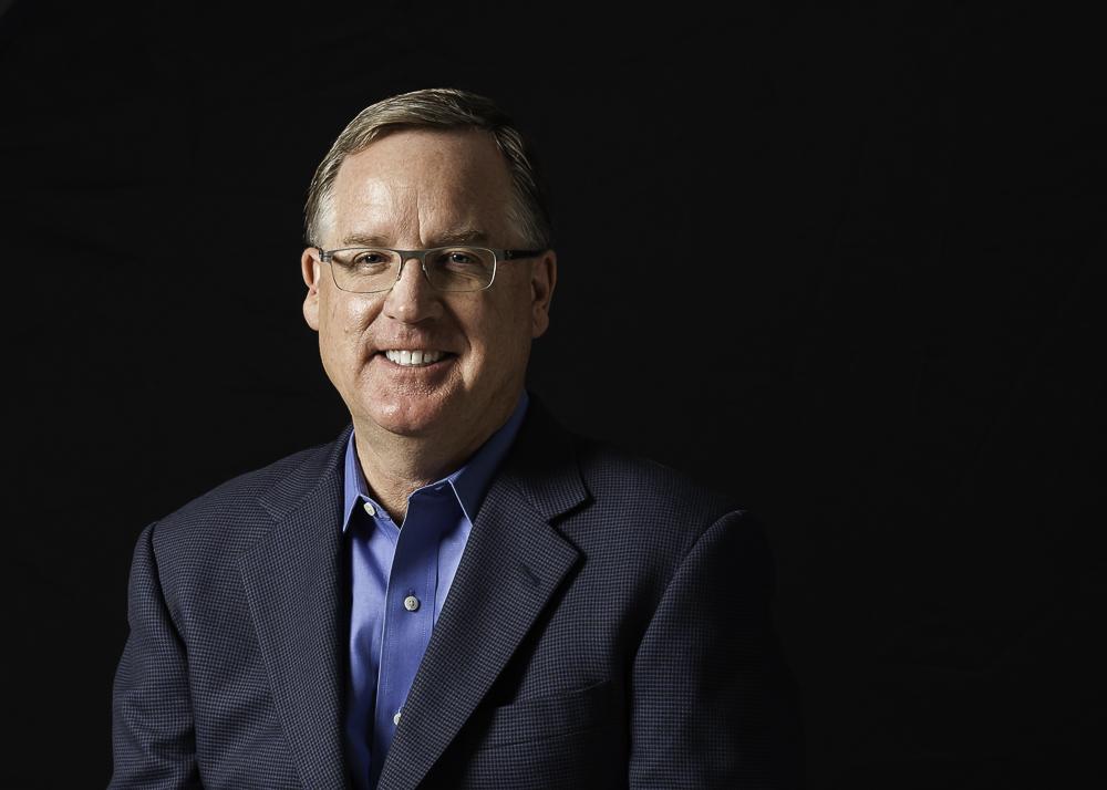 Jeff Palmer, President Kespry