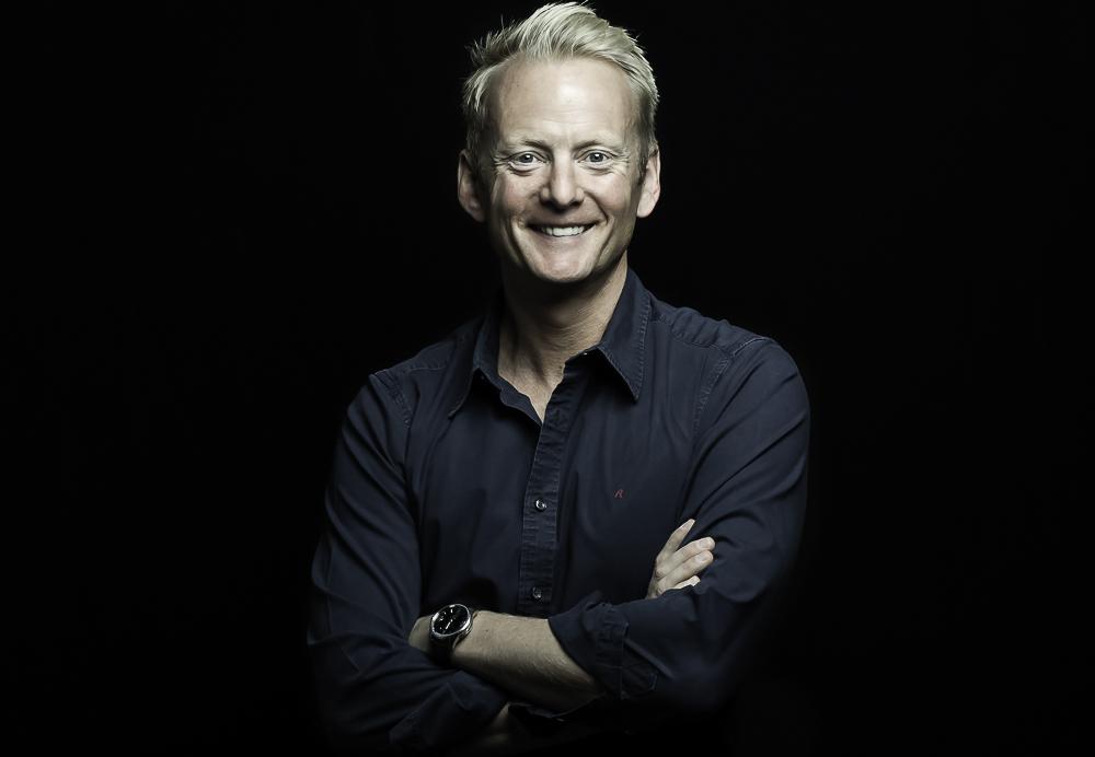 Scott Weavers Wright, CEO Elevaate