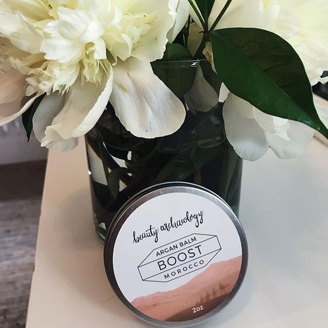 @portlandgirlbeauty spreading the Boost Balm love this weekend. 🤗 Thanks TPG girls! #Repost @portlandgirlbeauty ・・・ Winter dry skin saver! Grab a Balm like @beautyarchaeology's Boost Balm and use it on its own or layer it over your moisturizer to pack in the hydration this season! This Argan-based balm has vitamins A & E and antioxidants to nourish your skin and make it GLOW. 🤩