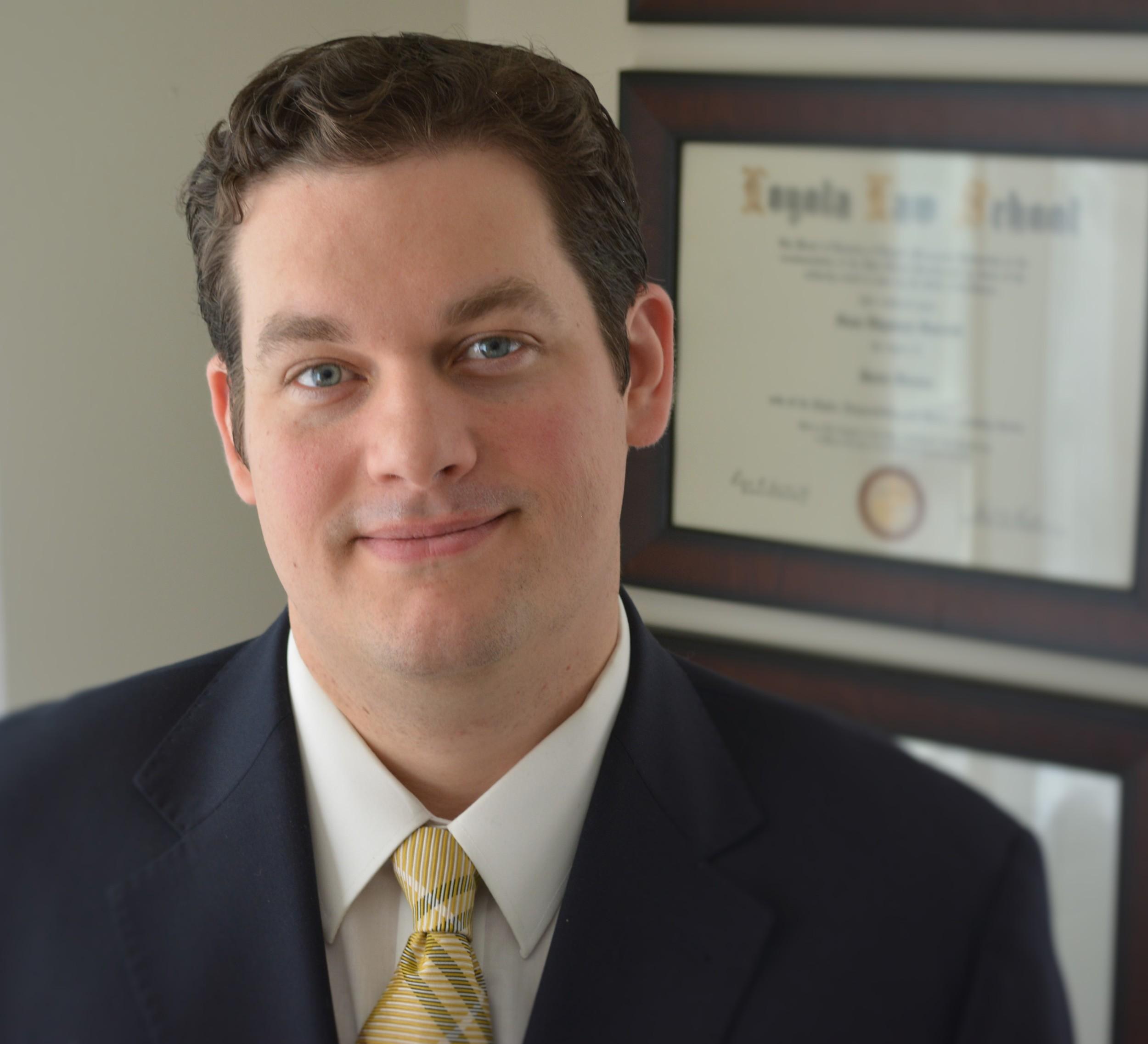 Sam Garrett, Principal Attorney