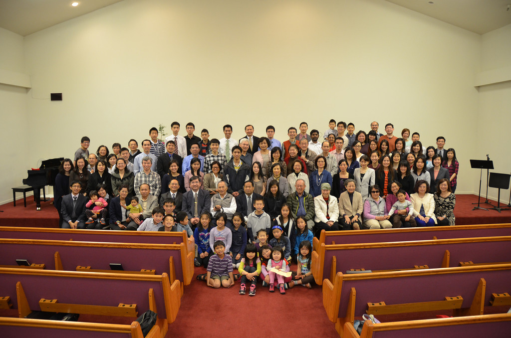 2014 Spring Evangelical Services and Spiritual Convocation Group Photo