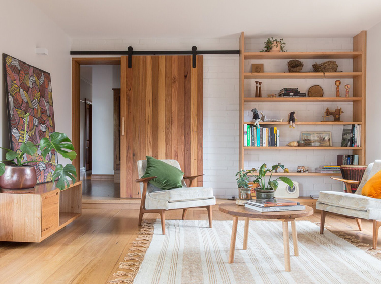 BUNGALOW UPCYCLE  CREATE a unified and sustainable family home