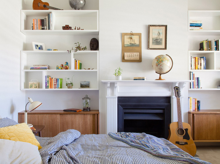 LILY ST  joinery fit-out for a swedish- Australian family