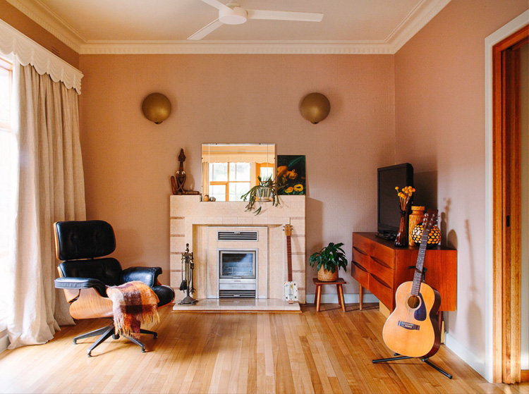 TUPPEN STREET  A WHEEL-CHAIR FRIENDLY FAMILY HOME where retro style meets the highest of eco standards