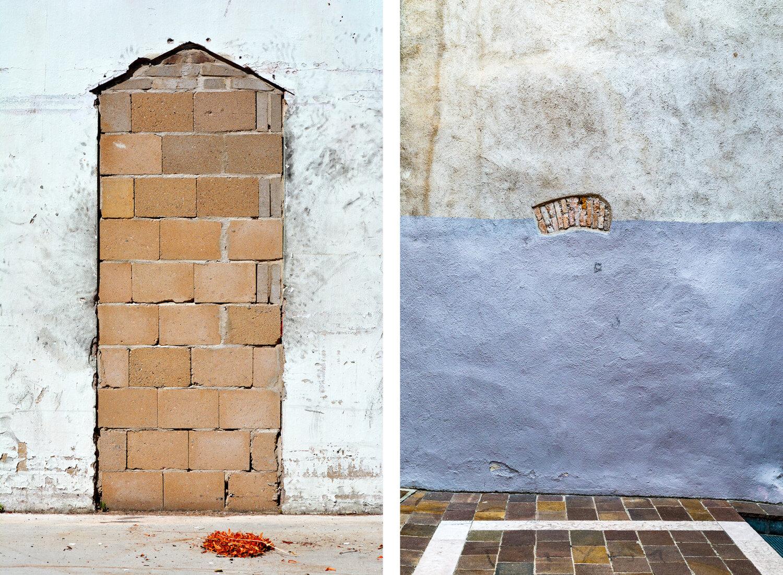 Left: Verena Winter - Dinxperlo (NL) // Right: Maarten Rots - Trento (IT)