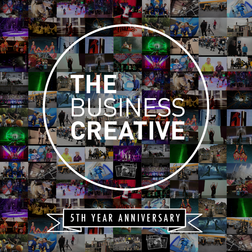 TheBusinessCreative5thAnniversary