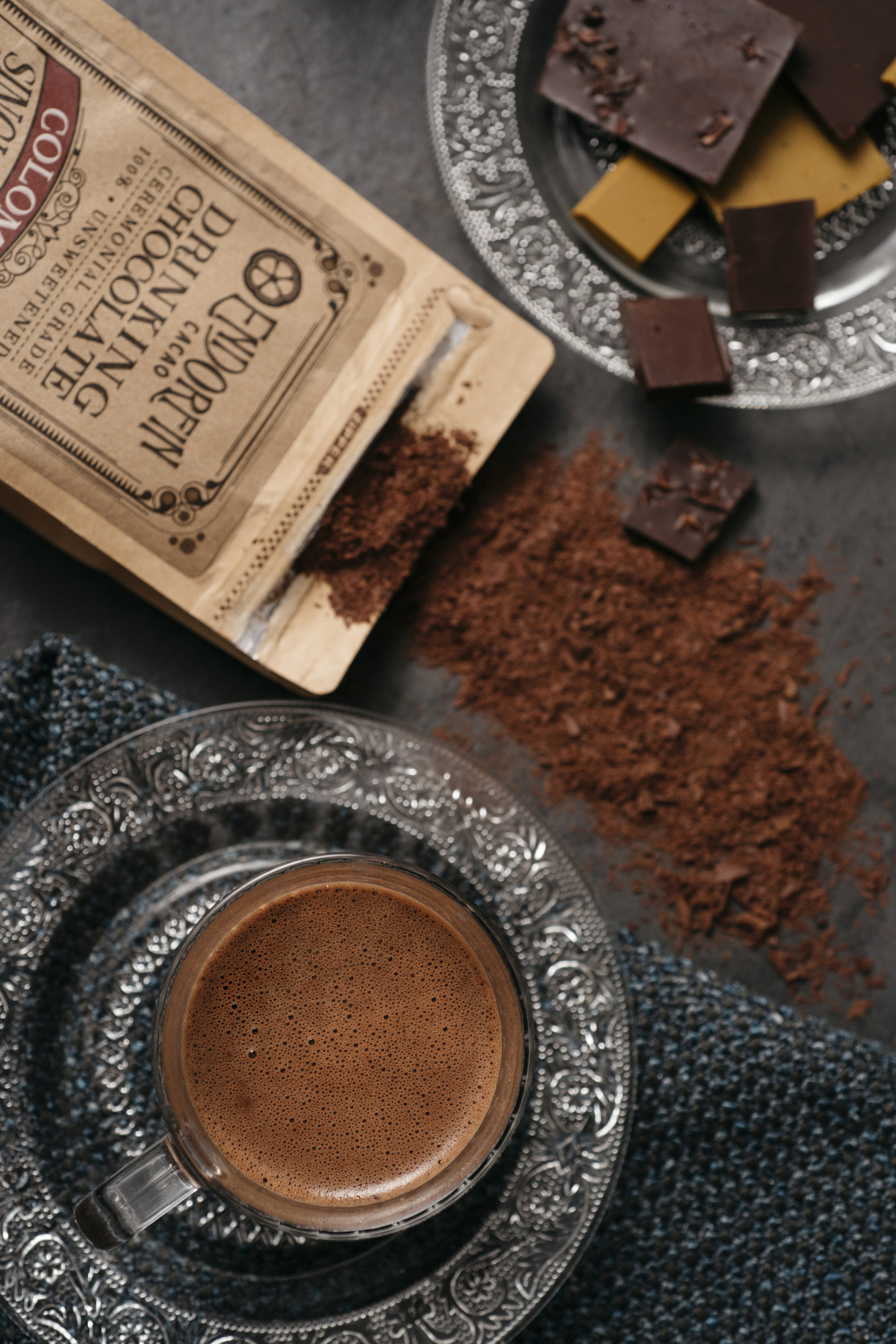 Ceremonial Cacao from Endorfin Foods