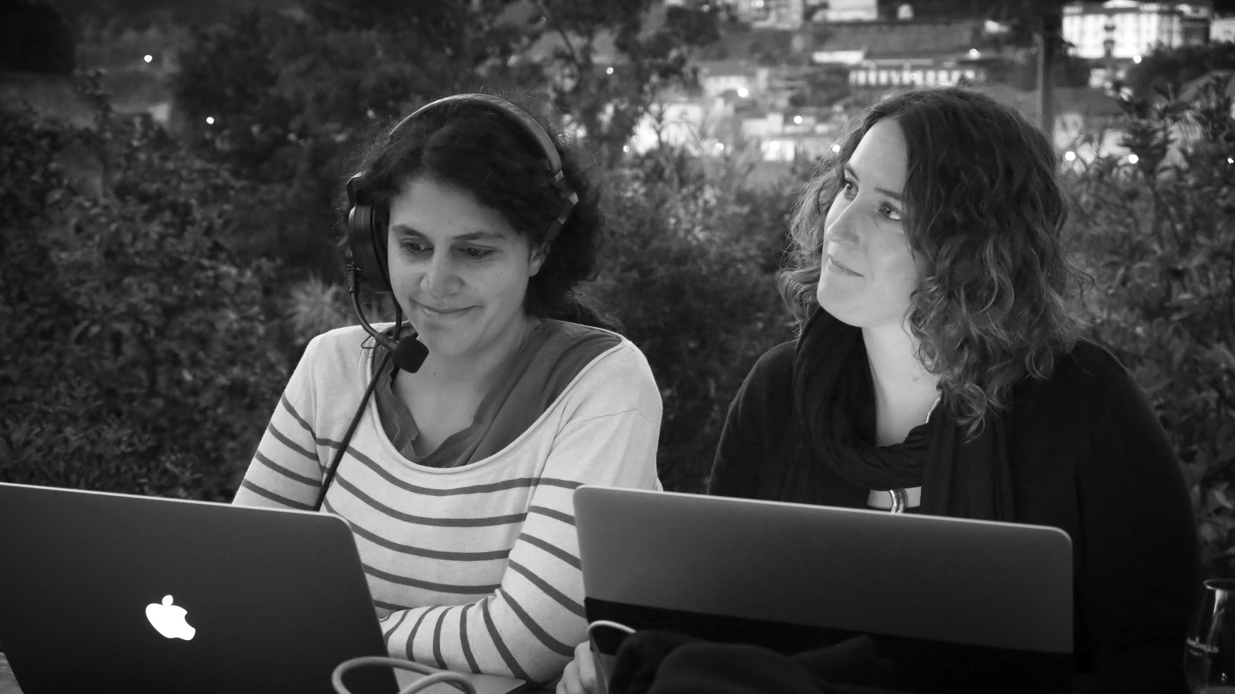 Back together on a project since 2005 !! Making creative interactive mapping in Porto, Portugal. What a nice place to regather !