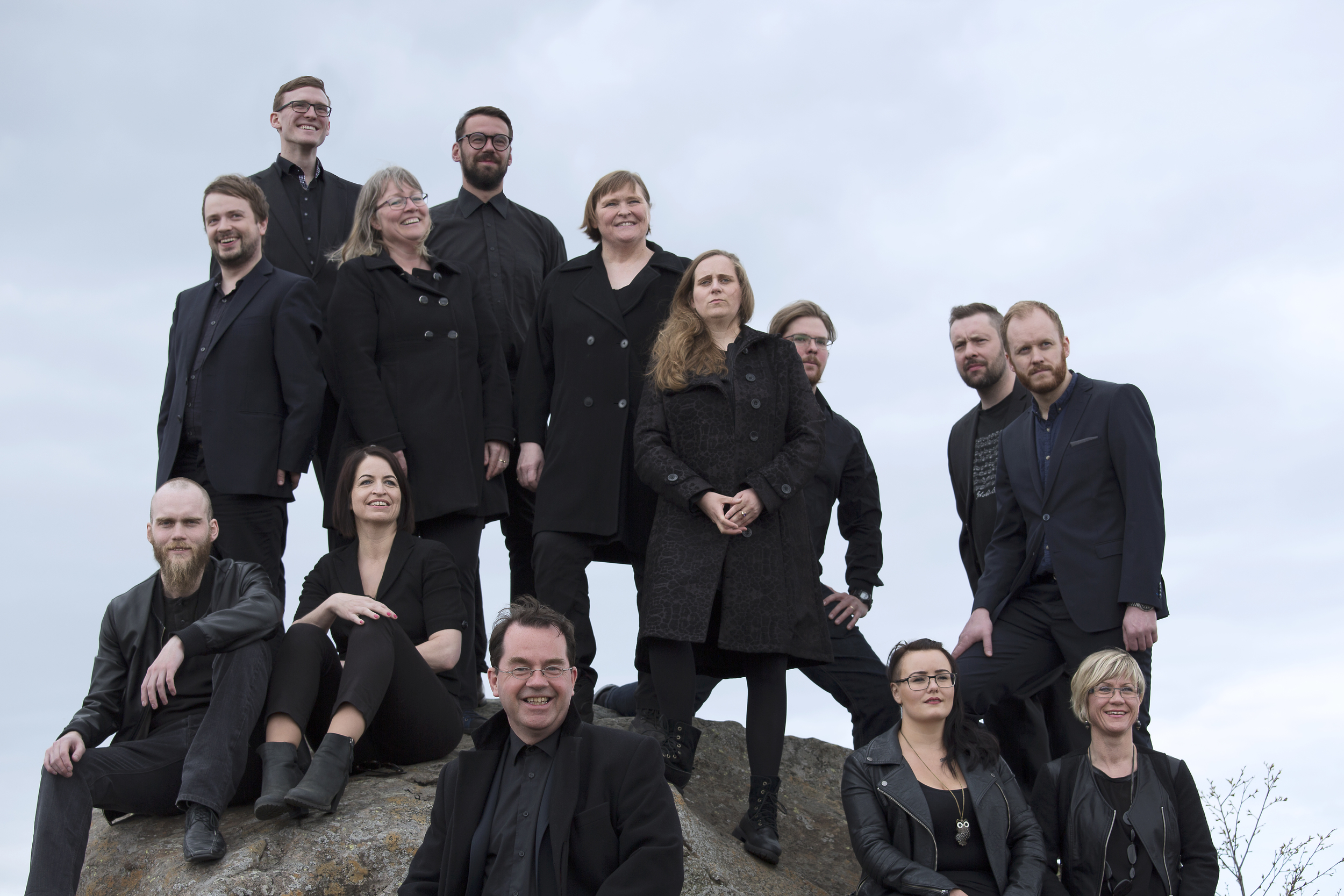 THE SOUTH ICELANDIC CHAMBER CHOIR