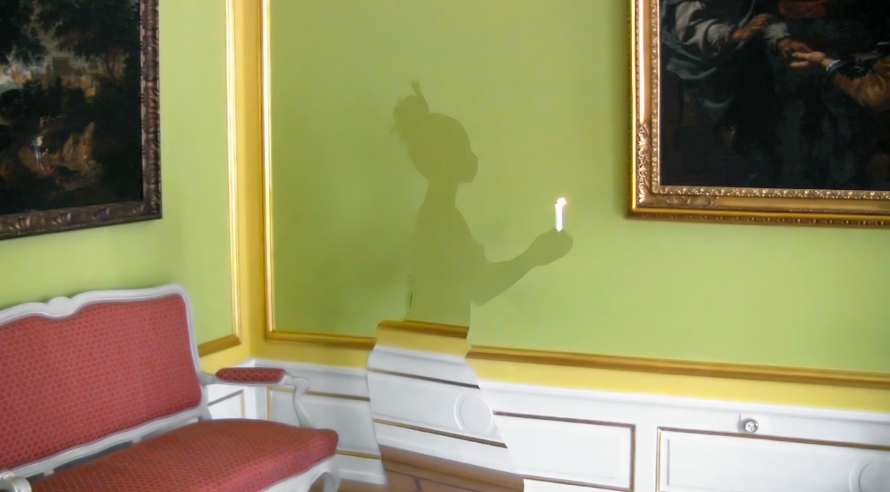 Black Magic At The White House | Svartigaldur í hvíta húsinu, 2009. Jeannette Ehlers. Courtesy of the Artist