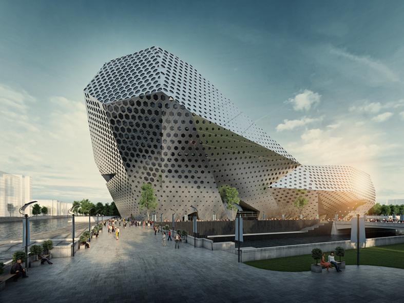 Iconic World Class Architectural Designs