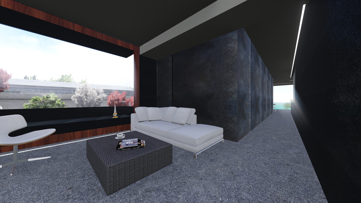 Banks House_FORMplay Architects_Interior Design From Master bedroom_Iconic Architecture_Orford Tasmania.jpg