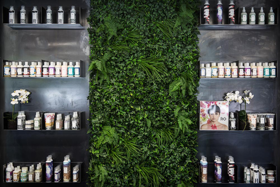 Snip Into hair and beauty salon_Sydney_FORMplay Architecture Interior Design_Retail with vertical garden 2.jpg