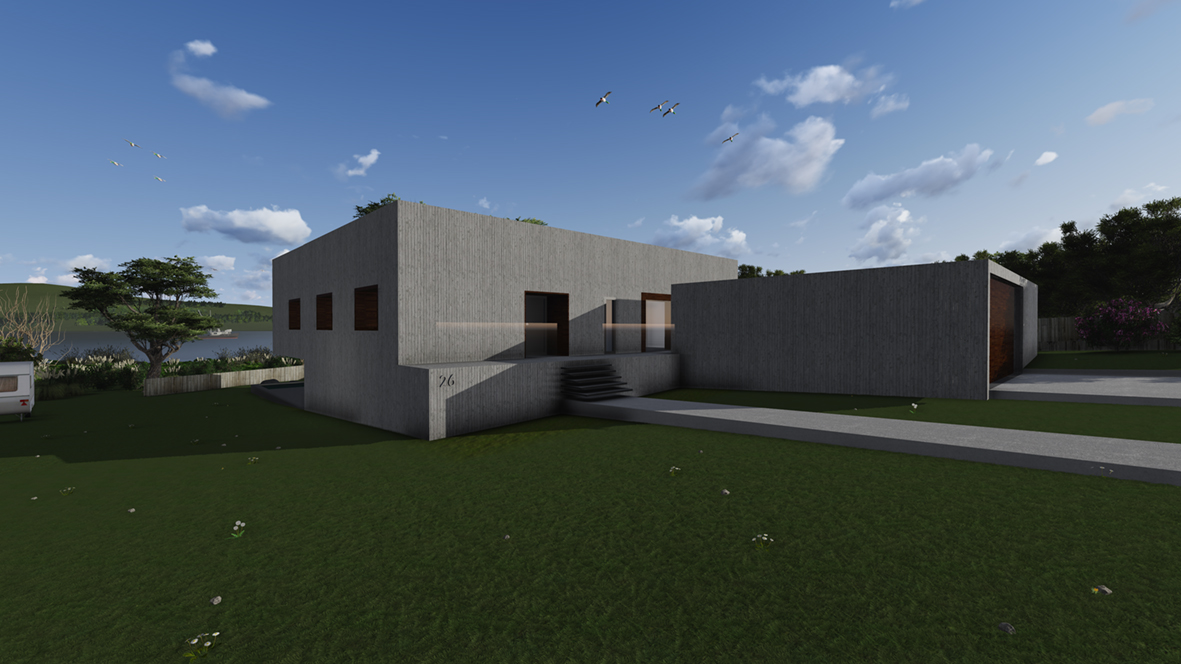 Thurstans House_FORMplay Architecture_Driveway and Pedestrian Access.jpg