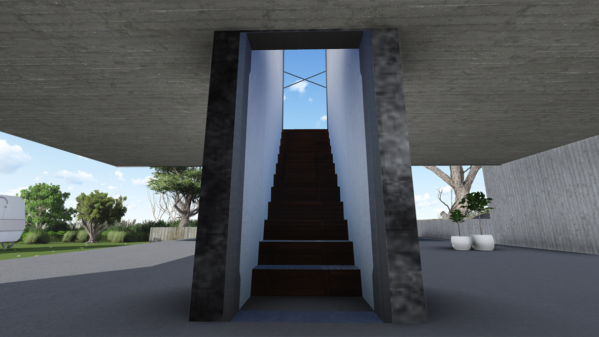 Thurstans House_FORMplay Architecture_Private Stair Access.jpg