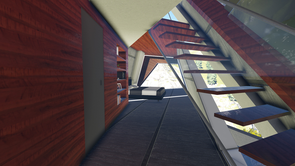 Mobius House_FORMplay Architects_Bespok Master Suite_Attick Access_Iconic Design_Deconstructivist Style.jpg
