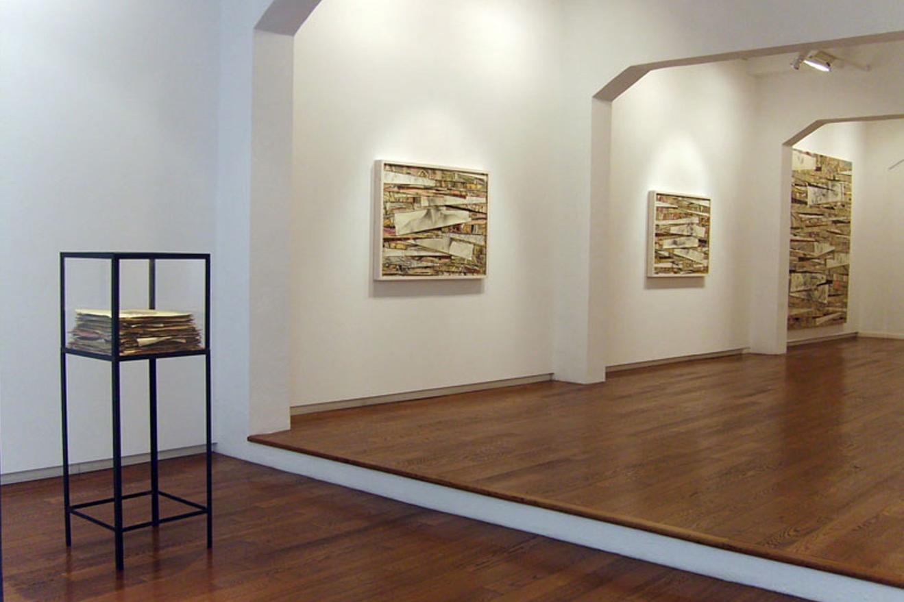 galleria xavier fiol, palma de maiorca 2007