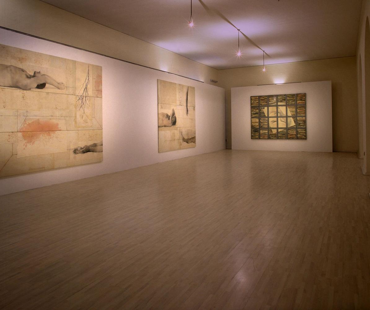 Mostra antologica, Napoli Casteldell'ovo 2003