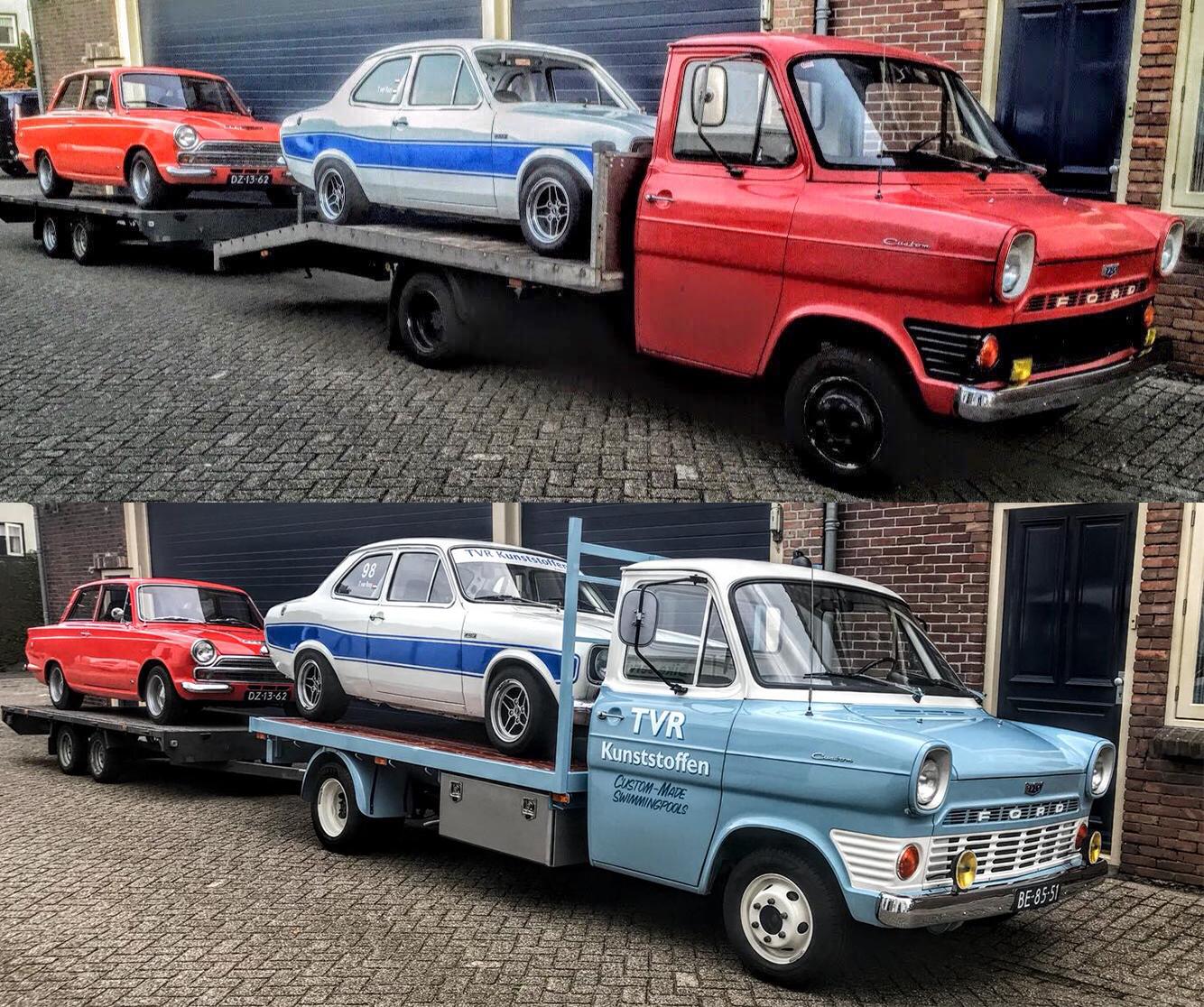 ….Ford Transit MK1, restoration, start November 2017, ready August 2018 ..Ford Transit MK1, restauratie, start november 2017, gereed augustus 2018….