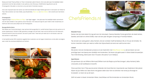Frans Restaurant - Thijs by Dikker & Thijs - Reviews - Chefs Friend.png