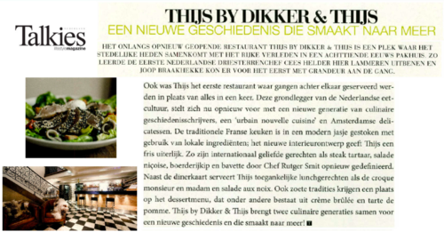 Frans Restaurant - Thijs by Dikker & Thijs - Reviews - Talkies Magazine.png
