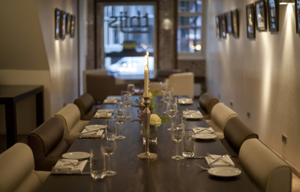Frans Restaurant - Thijs by Dikker & Thijs - Private Dining.JPG