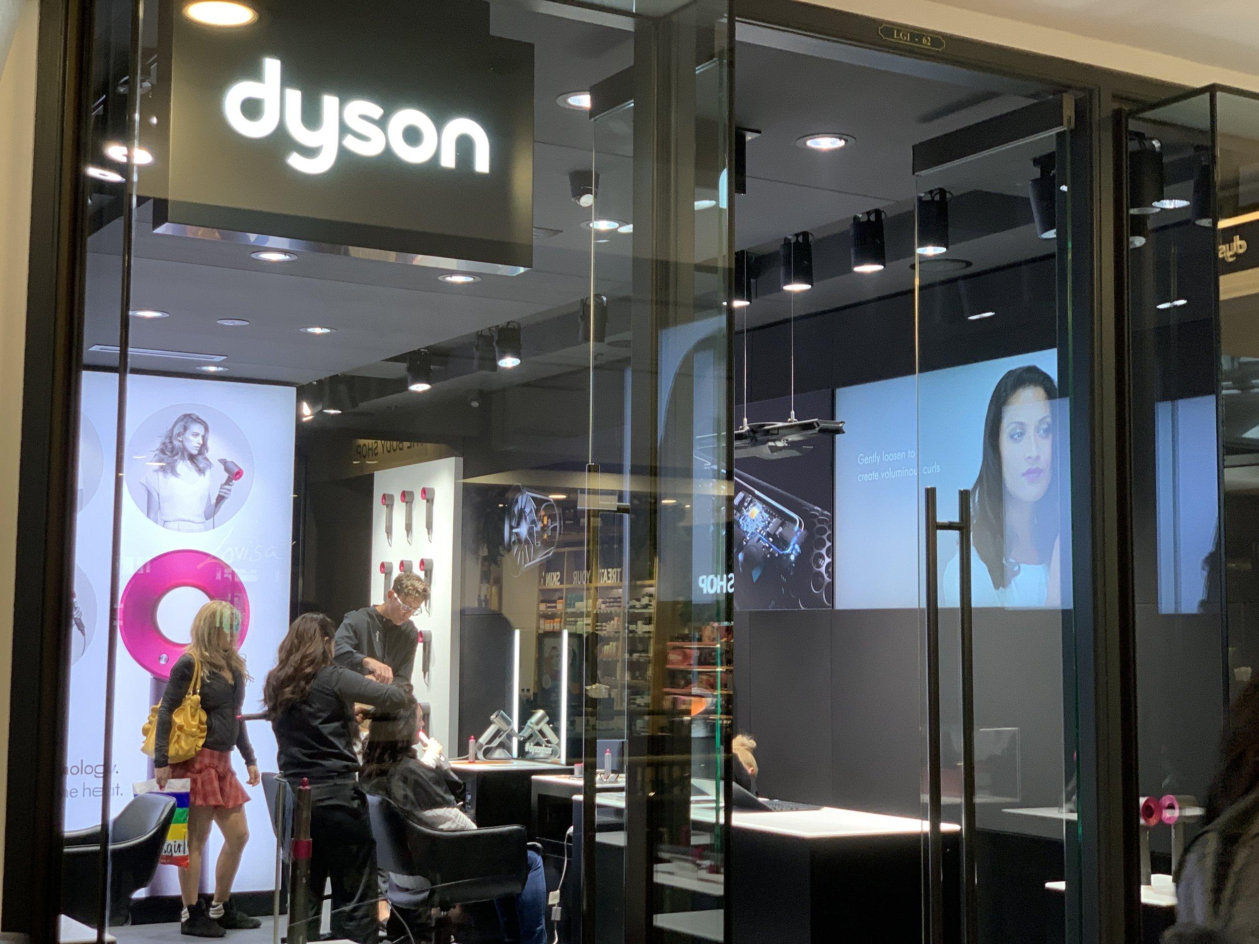 Dyson Beauty Bar 2019
