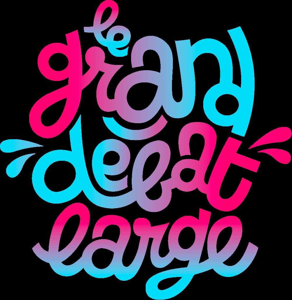 le Grand debat large logo full pabloka