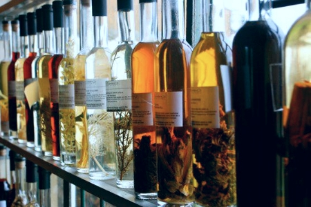 Wine Tasting or why not grappa?