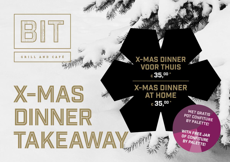 X-Mas Dinner Take Away