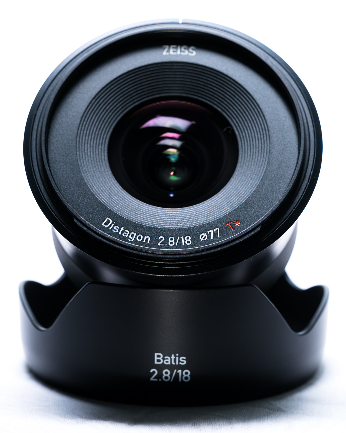 My product photography image of my *used* lens ended up as Amazon's listing image for the new version...