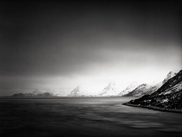 "Title: Arctic Sunrise, Camera: Contax 645, Lens: Carl Zeiss Planar T* 80mm f/2, Filtr: Lee ND Grad 0.3, Film: Kodak T-Max, Exposure: 4"", f 13, ISO: 100"