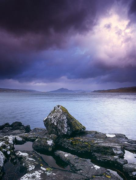 Shore of Isle of Skye