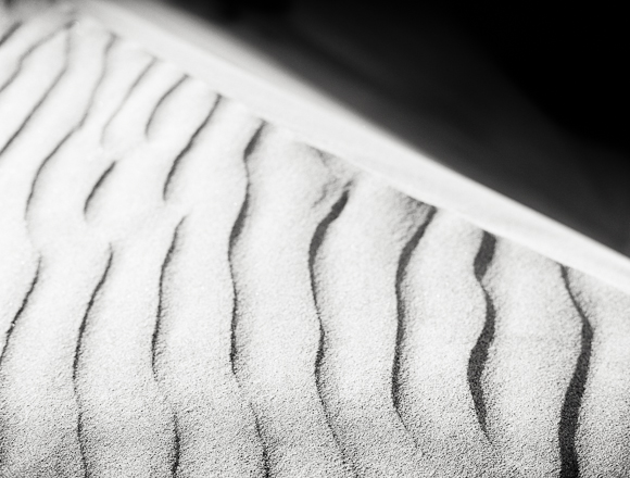 Title: Dreaming Dunes III, Camera: Contax 645, Lens: Carl Zeiss Planar T* 80mm f/2, Film: Kodak T-Max, Exposure: 1/250, f 2,8, ISO: 100