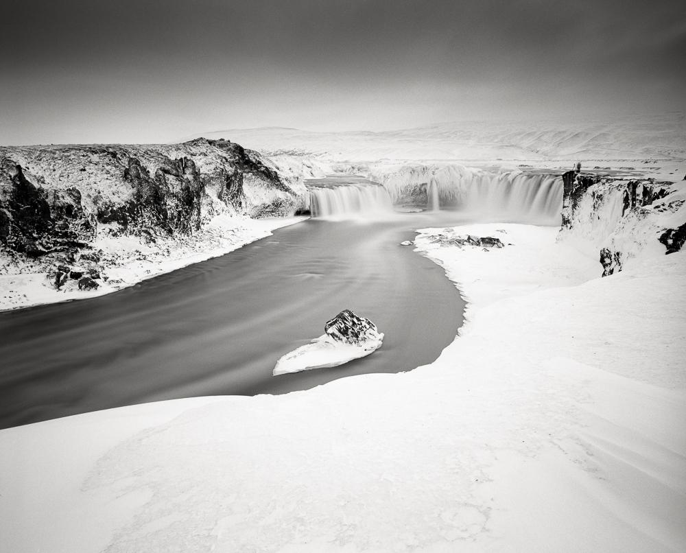Godafoss 3, Iceland, 2013