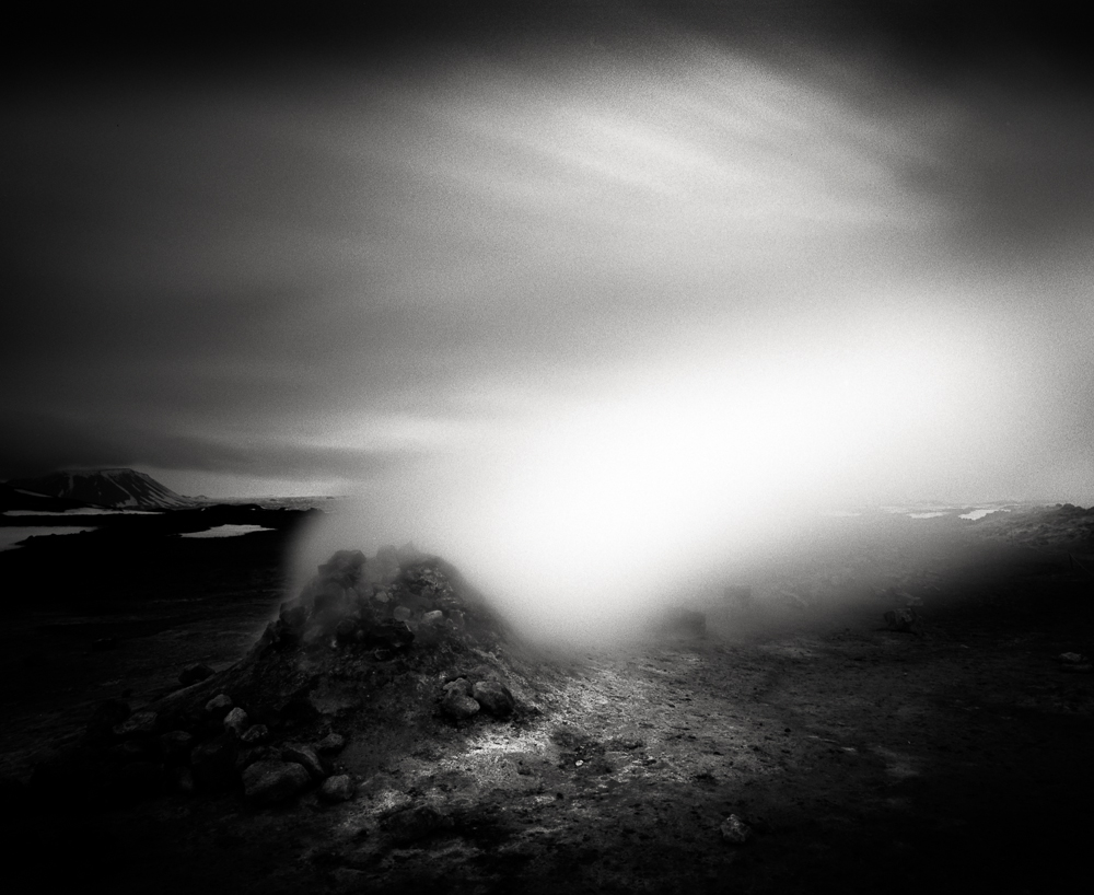 Smoking Land 3, Iceland, 2013