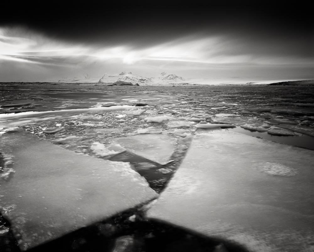 Winter Flow, Iceland, 2012