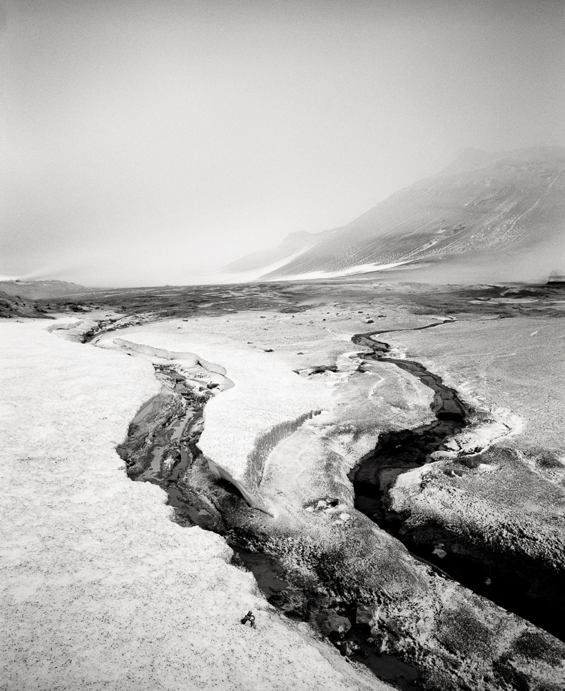 Smoking Land 5, Iceland, 2013