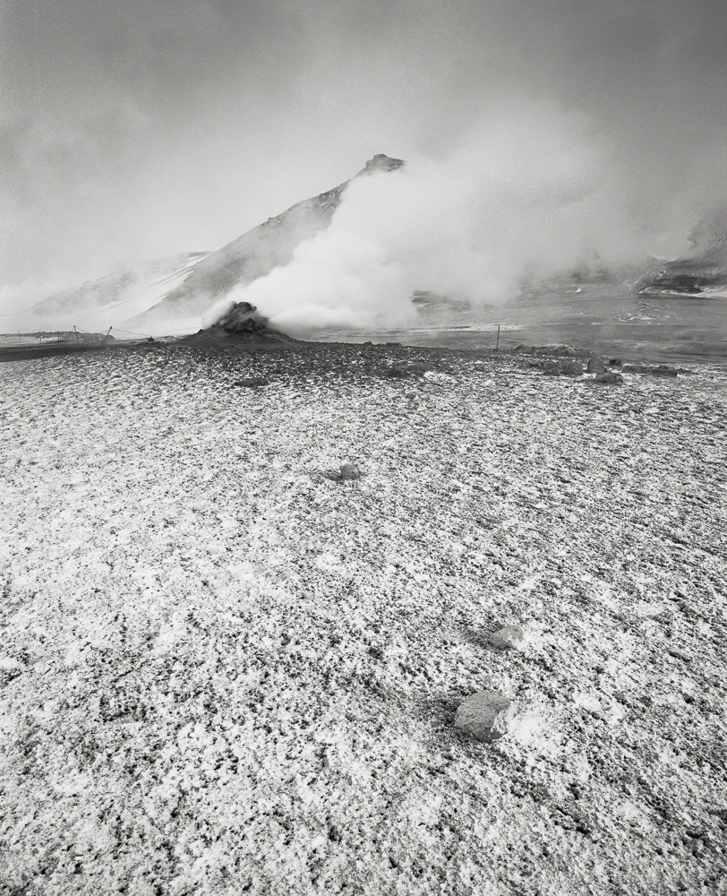 Smoking Land 6, Iceland, 2013
