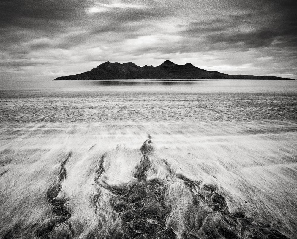 Bay of Laig 1, Eigg, Scotland, 2013