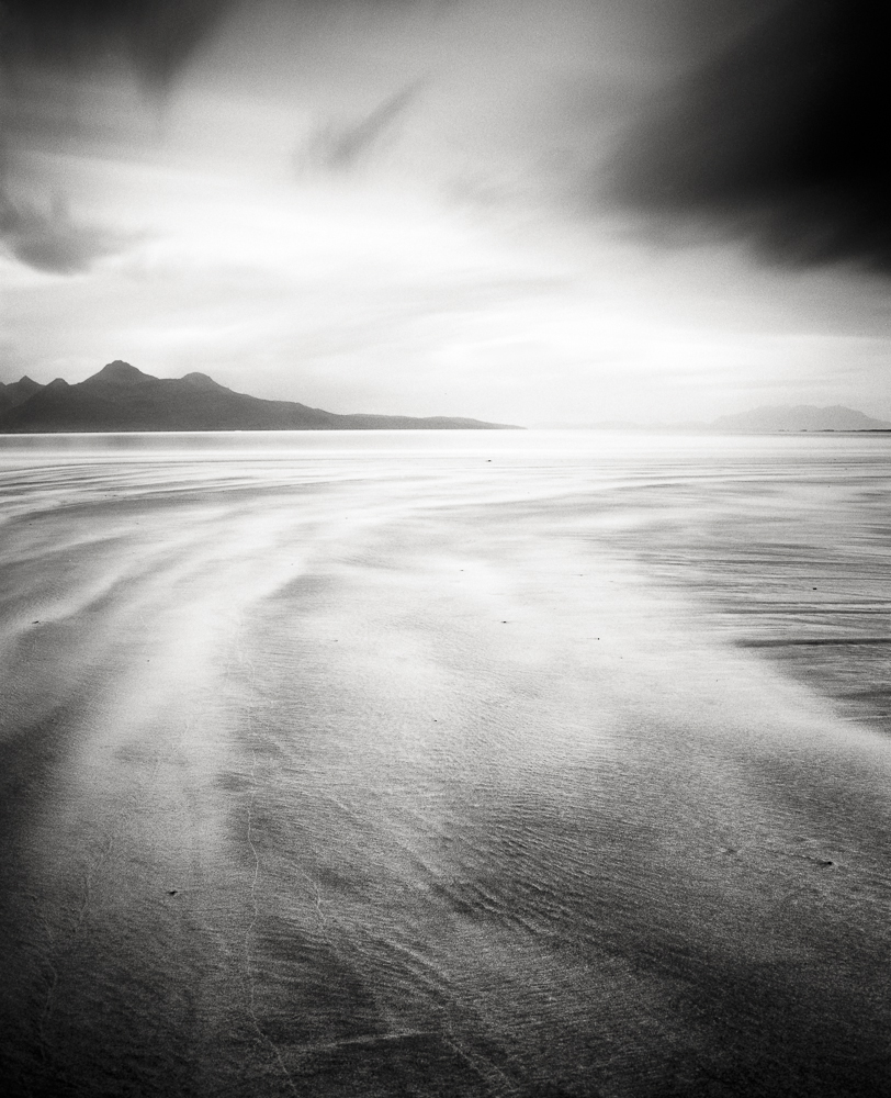 Bay of Laig 7, Eigg, Scotland, 2013
