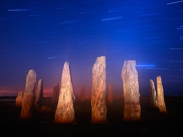 Mist and Stones