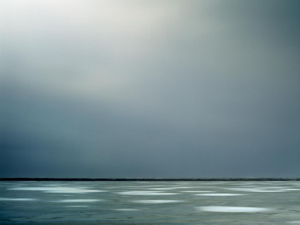 Caption: No Man's Sea, Camera: Hasselblad H1, Lens: 80mm. Film: Fuji Velvia 50, Exposure: 45s, Aperture: f/11, Filters: Lee ND Graduated 0.6 Hard