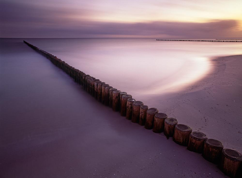 Capture: Heart of Baltics, Camera: Hasselblad H1, Lens: 35mm, Film: Fuji Velvia 50, Exposure: 3m 23s, Aperture: f/16, Filters: Lee ND Graduated 0.45