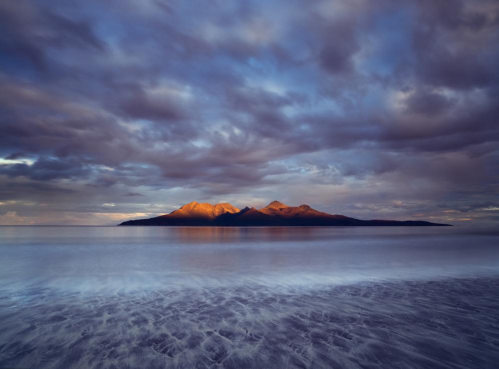 Isle of Eigg, Scotland