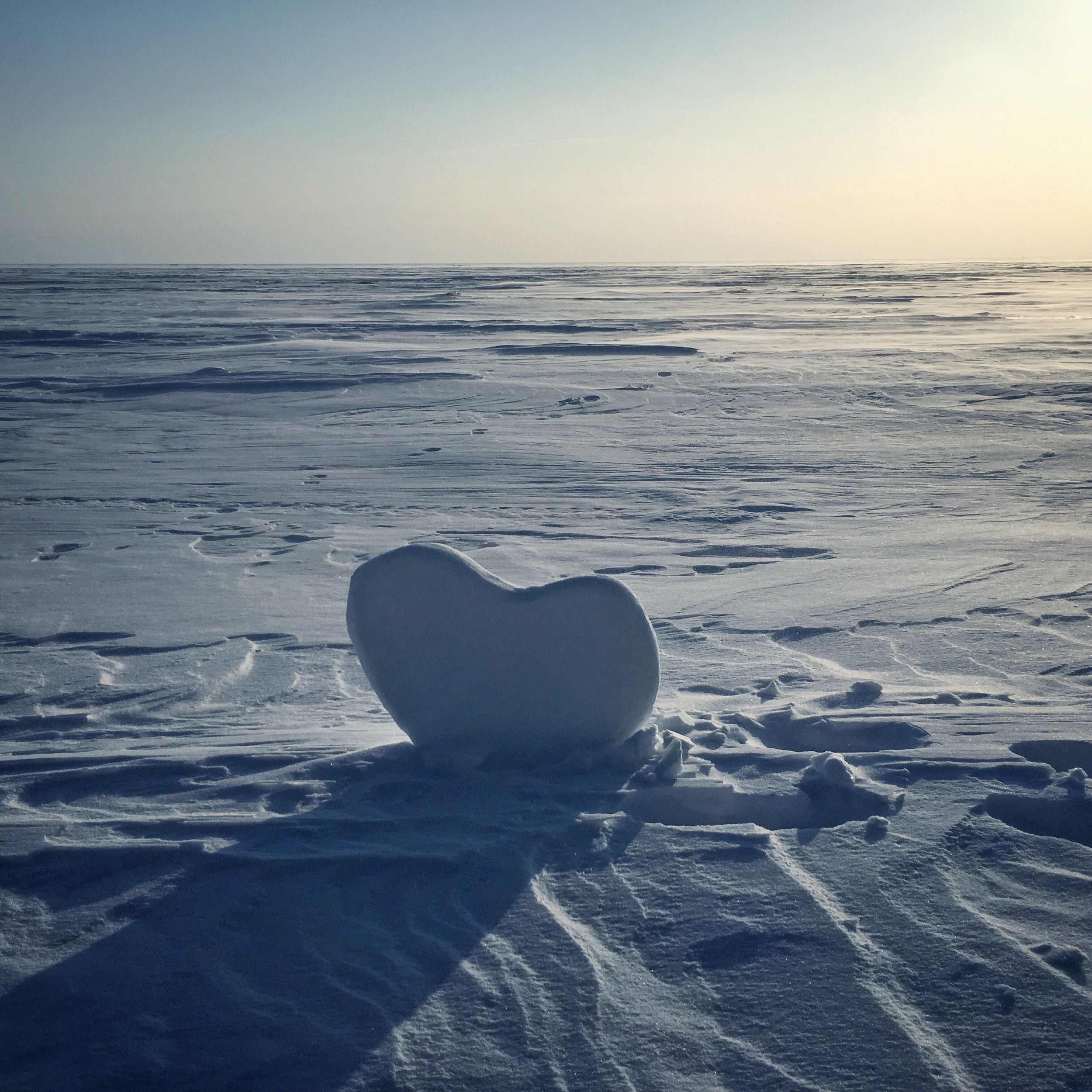 With love from Lake Baikal