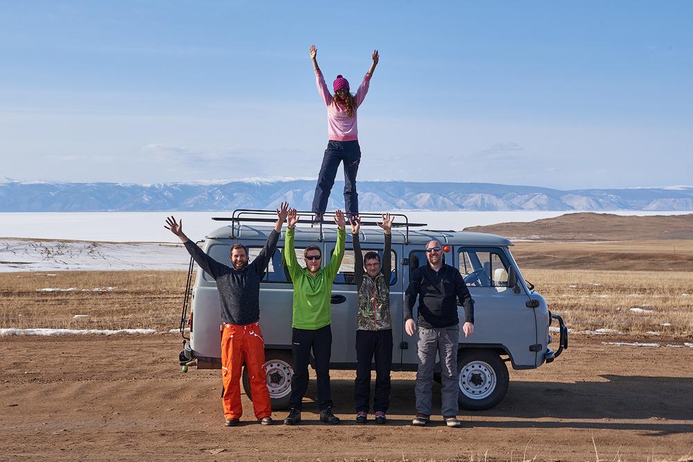 Trip participants